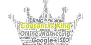 Content is King? Nah… It's MORE than Just That!